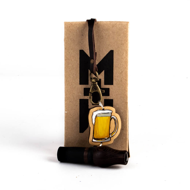 Мундштук MTH Венге подвеска Пиво