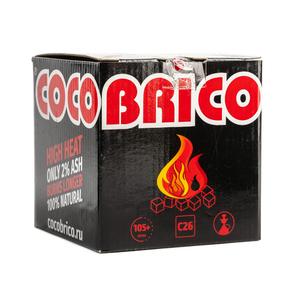 Уголь Cocobrico XL 64шт