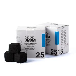 Уголь Coco Nara 18 шт 25 мм