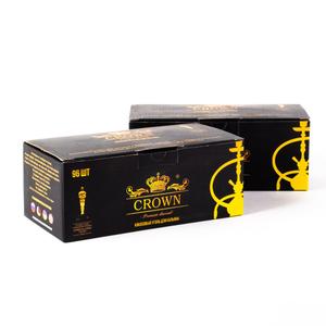 Уголь Crown 96 шт 22 мм