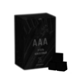 Уголь AAA кубики 22 мм 1 кг