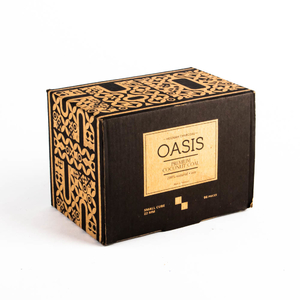 Уголь Oasis 1 кг 22 мм