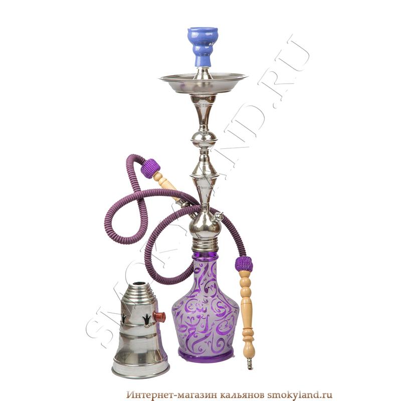 Кальян  Aladin Amira (Аладин Амира) фиолетовый