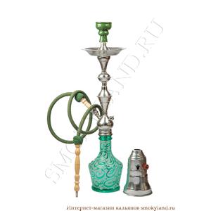 Кальян Aladin Amira Зеленый