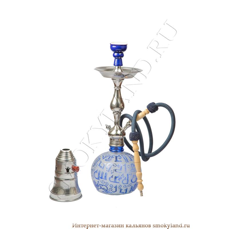 Кальян Aladin Koufu (Аладин Кофу) синий