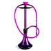 Кальян Amy Deluxe 056 Bodo Фиолетовый
