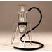 """Дизайнерский стеклянный кальян Fumo POD Duo 10"""" Table Stand"""