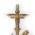 Кальян Khalil Mamoon Beast Gold Золотой базовая комплектация