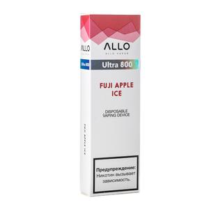 Одноразовая электронная сигарета ALLO ultra Fuji Apple Ice (Фуджи) 800 затяжек