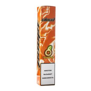 Одноразовая электронная сигарета Cloud Tangerine (Мандарин) 2400 затяжек