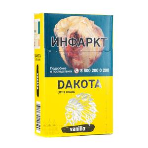Сигариллы Dakota  Ваниль 20 шт