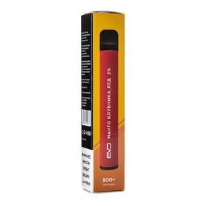 Одноразовая электронная сигарета EVO Манго клубника