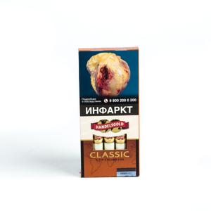 Сигариллы Handelsgold Classic Tip - Cigarillos 5 шт
