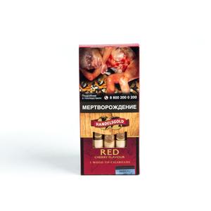 Сигариллы Handelsgold Cherry Wood Tip Cigarillos 5 шт