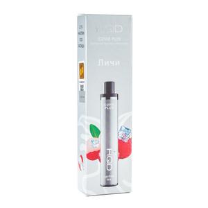Одноразовая электронная сигарета HQD Cuvie Plus Lychee Ice (Личи Лёд) 1200 затяжек