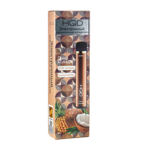 Одноразовая электронная сигарета HQD King Pina Colada (Пина колада)
