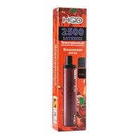 Одноразовая электронная сигарета HQD MAXX Вишневая Кола 2500 затяжек