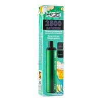 Одноразовая электронная сигарета HQD MAXX Коктейль Маргарита 2500 затяжек