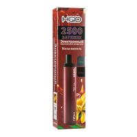 Одноразовая электронная сигарета HQD MAXX Кола Ваниль 2500 затяжек