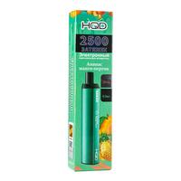 Одноразовая электронная сигарета HQD MAXX Ананас Манго-Персик 2500 затяжек