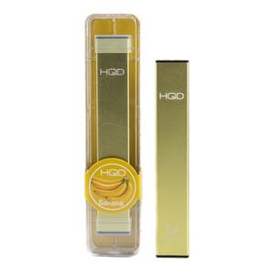 Одноразовая электронная сигарета HQD Ultra Stick Banana (Банан) 1 шт