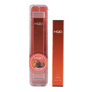 Одноразовая электронная сигарета HQD Ultra Stick Peach (Персик) 1 шт