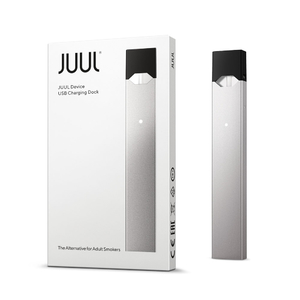 POD-система JUUL Базовый набор SILVER