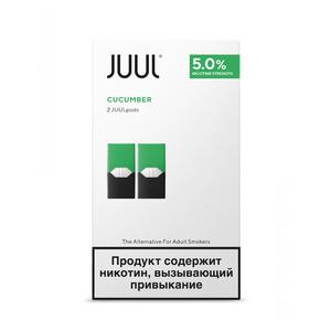 Картриджи JUUL Огурец 5% 2 шт