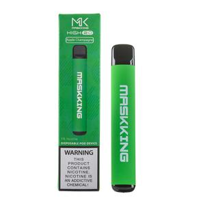 Одноразовая электронная сигарета MASKKING High 2.0 Apple Champange (Яблоко, Шампанское)