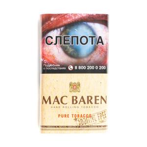 Табак сигаретный Mac Baren Pure Tobacco 40 г