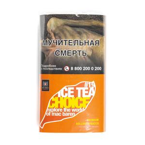 Табак сигаретный Mac Baren Ice Tea Choice 19 (Ледяной чай) 40 г