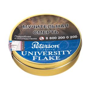 Табак трубочный Peterson University Flake 50 г
