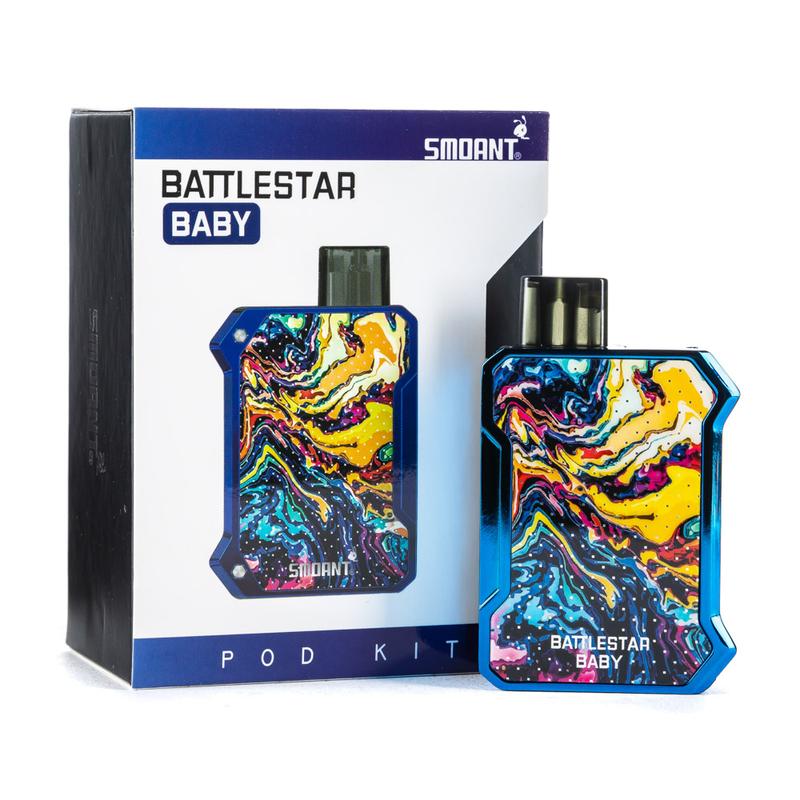 POD-система  Smoant Battlestar Baby 750mAh  Blue