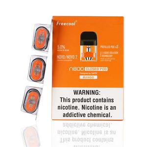 Картридж SMOK Freecool NOVO 2 Pod Mango (Манго) 5% 1 упаковка