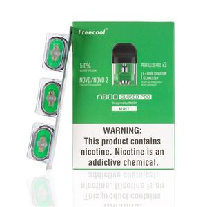 Картридж SMOK Freecool NOVO 2 Pod Mint Ice (Мята Лед) 5%