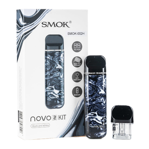 POD-система набор NOVO 2 PoD 800mAh Kit by SMOK Black and White