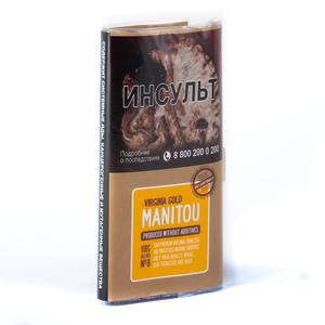 Табак сигаретный Manitou Virginia Gold n8 30 гр