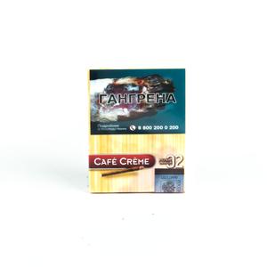 Сигариллы Cafe Creme Filter 02 Vanilla 8 шт