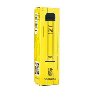 Одноразовая электронная сигарета IZI Max Pineapple (Ананас) 1600 затяжек