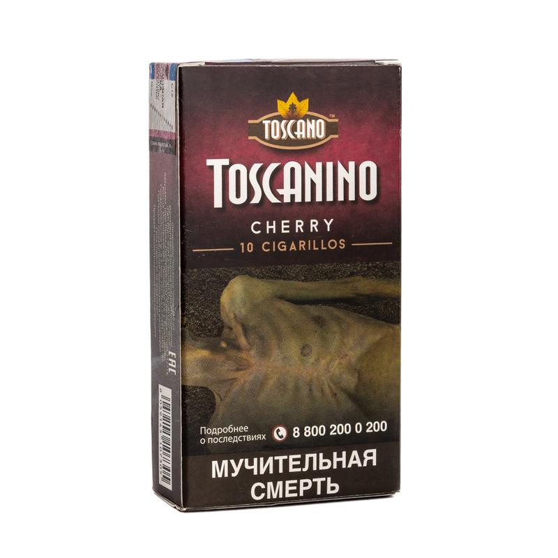 Toscano Toscanino Cherry 10шт
