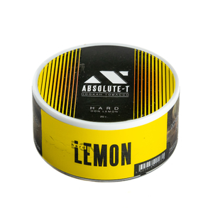 Табак Absolute-T Hard Don Lemon (Лимон) 20 г