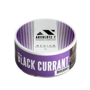 Табак Absolute-T Med Don Black Currant (Черная смородина) 20 г