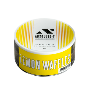 Табак Absolute-T Med Don Lemon Waffles (Лимонные вафли) 20 г