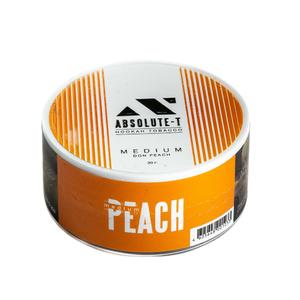 Табак Absolute-T Med Don Peach (Персик) 20 г