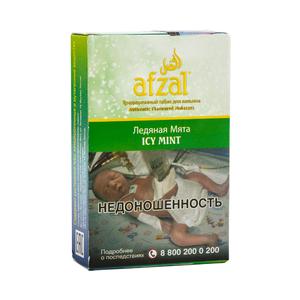 Табак Afzal Icy Mint (Мята лёд) 40 г