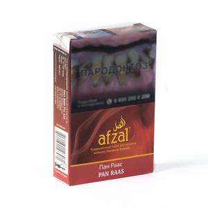 Табак Afzal Pan Raas (Индийские специи) 40 г