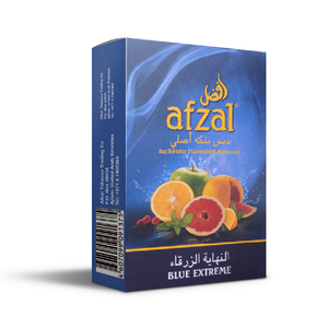 Табак Afzal Blue Extreme (Цитрус яблоко) 50 г