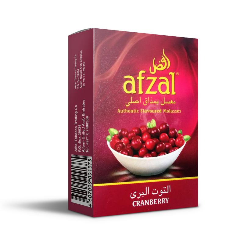 Табак Afzal Cranberry (Клюква) 50 г