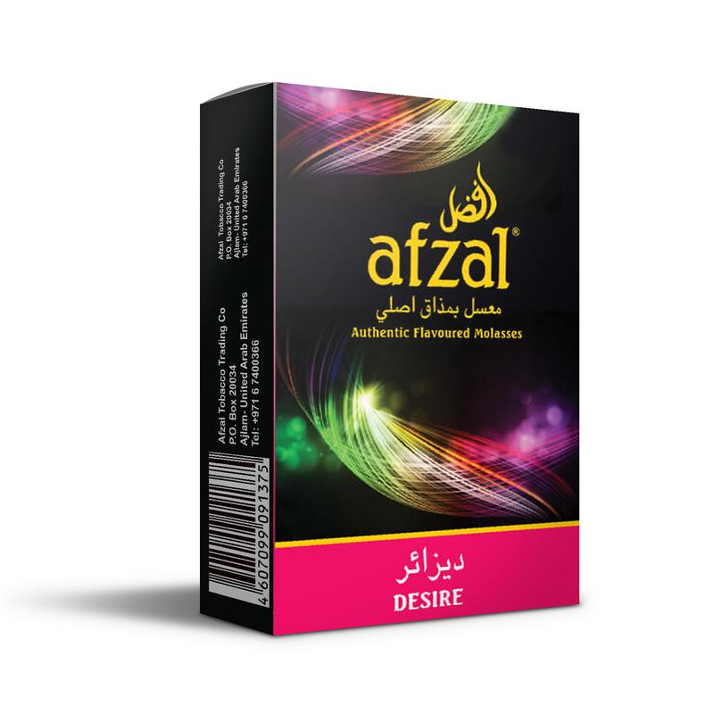 Табак Afzal Desire (Яблоко дыня) 50 г