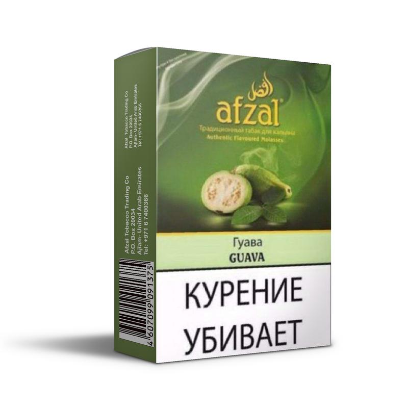 Табак Afzal Guava 50 г
